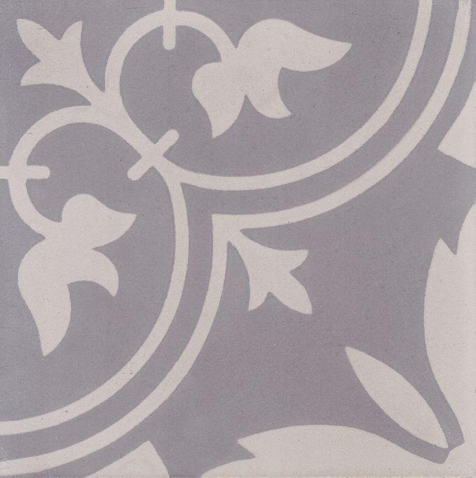 FLOORZ- Cementtegels FLORENCE FLOWER 02