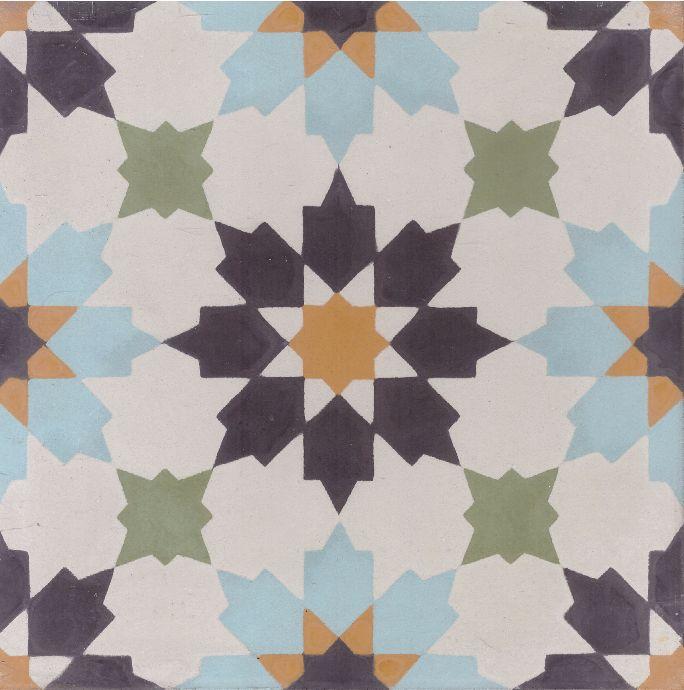 FLOORZ-Cementtegels serie SPARKLEZ