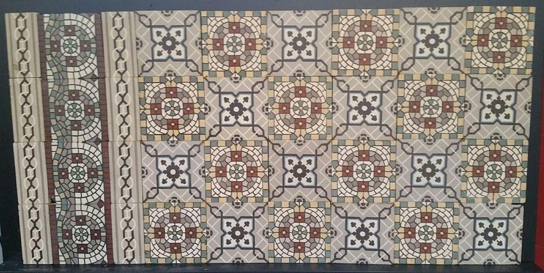 FLOORZ-Keramische Portugese vloertegels EM03