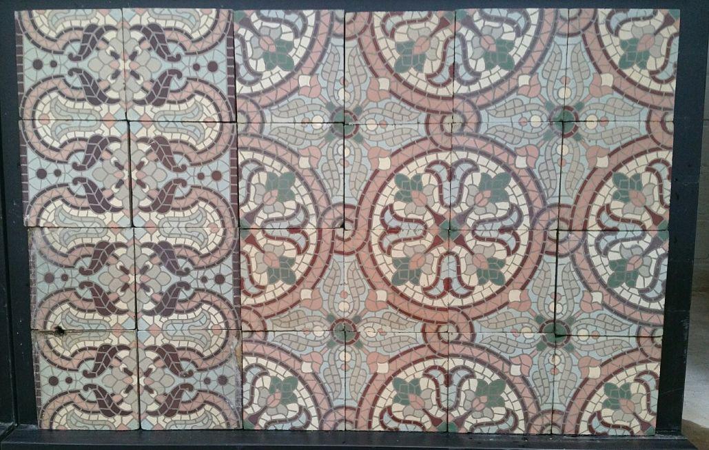 FLOORZ- Oude Portugese tegels FR24
