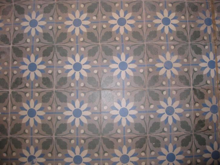 FLOORZ- Oude tegels