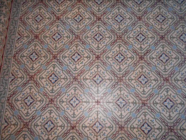 FLOORZ-Oude vloertegels