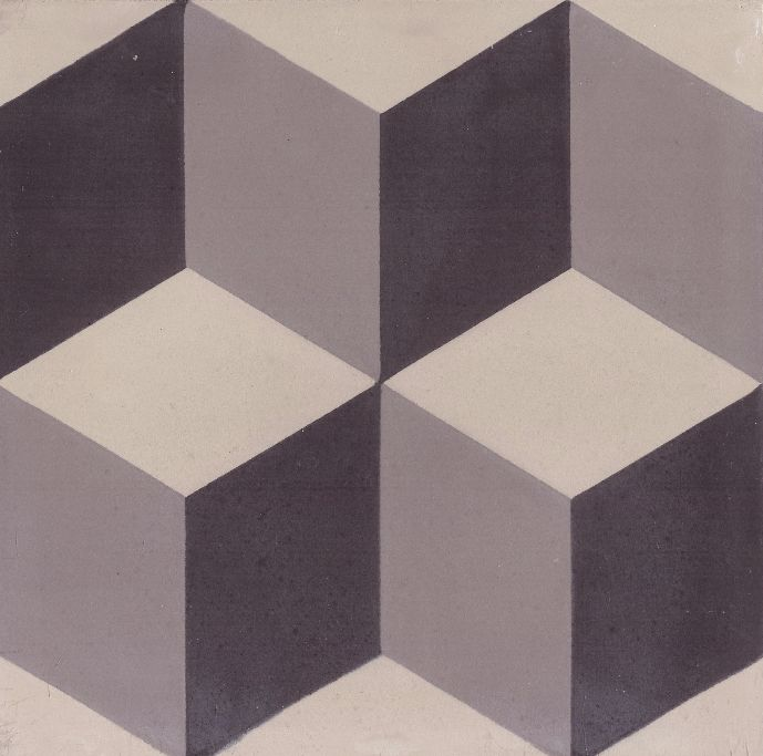 FLOORZ-Portugese cementtegels ESCHER 01
