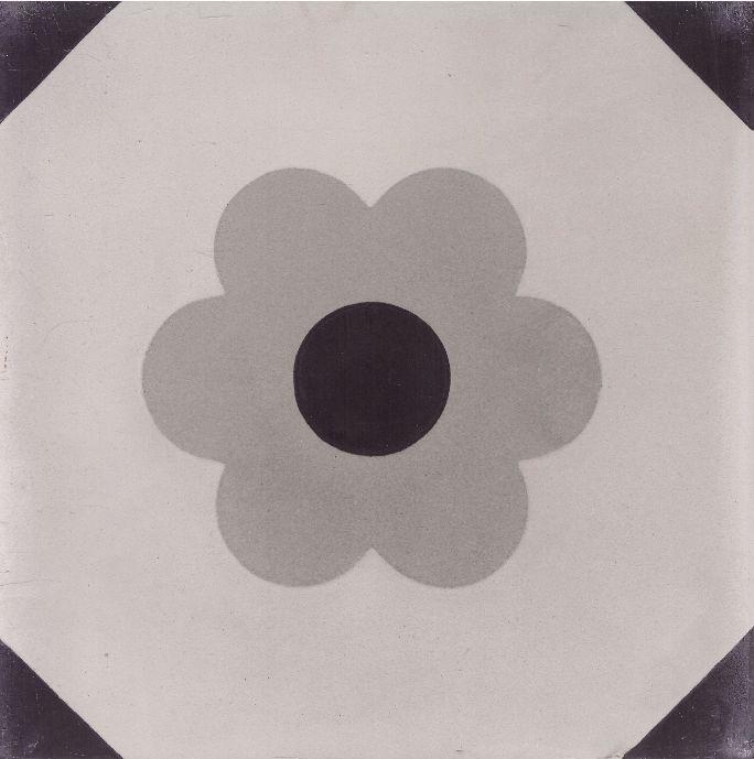 FLOORZ-portugese tegels GAUDI FLOWER 01