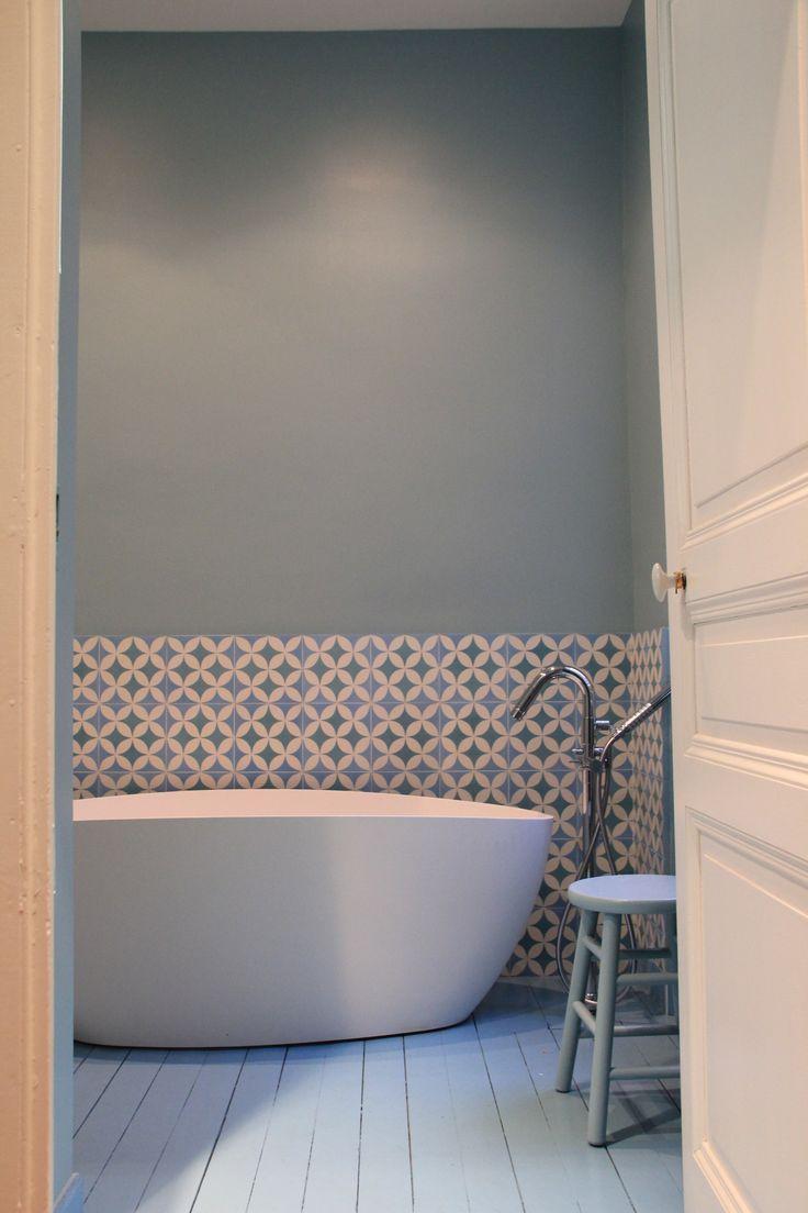 FLOORZ portugese vloertegels in de badkamer - Product in beeld ...