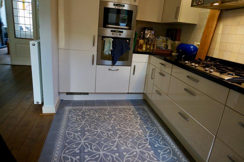Portugese Vloertegels Keuken : Floorz portugese tegels keuken product in beeld
