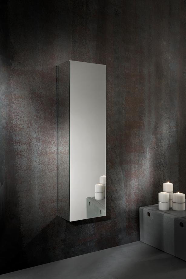Flow Comfort spiegel kolomkast