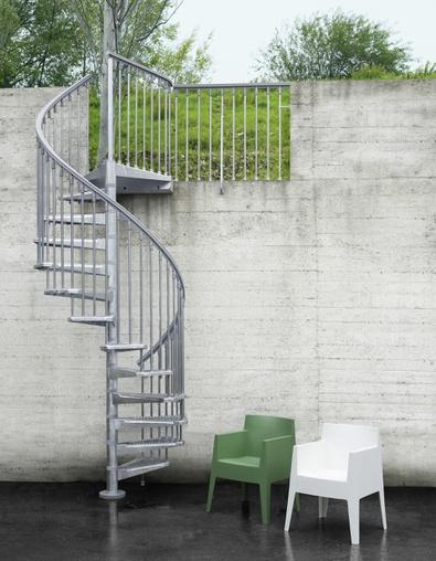 Buiten trappen | Fontanot Trappen