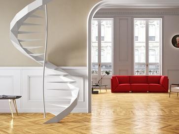 Design trappen | Fontanot Trappen