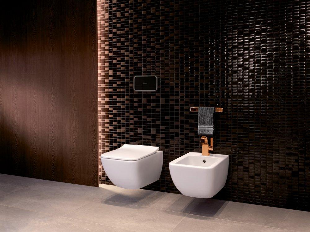 Functionele elegantie met venticello van villeroy boch product in beeld startpagina voor - Functionele badkamer ...