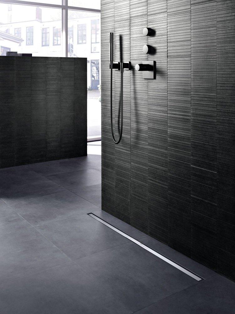 geberit cleanline douchegoot product in beeld startpagina voor badkamer idee n uw. Black Bedroom Furniture Sets. Home Design Ideas