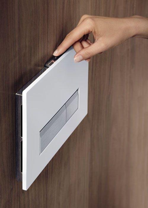 Geberit DuoFresh inbouwreservoir toilet - Product in beeld ...