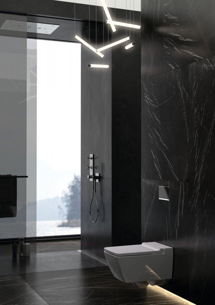 Geberit Sigma60 bedieningsplaat toilet
