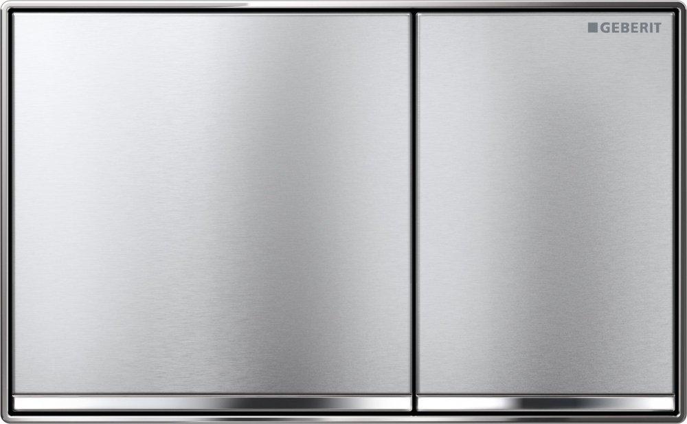 geberit sigma60 bedieningsplaat toilet product in beeld. Black Bedroom Furniture Sets. Home Design Ideas