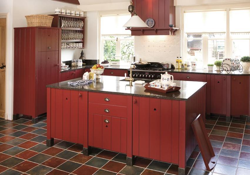 Gerard Hempen Houten Keukens nostalgische keuken