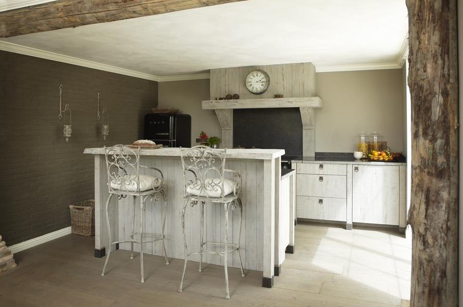 Gerard hempen houten keukens stoer en robuuste keuken product in