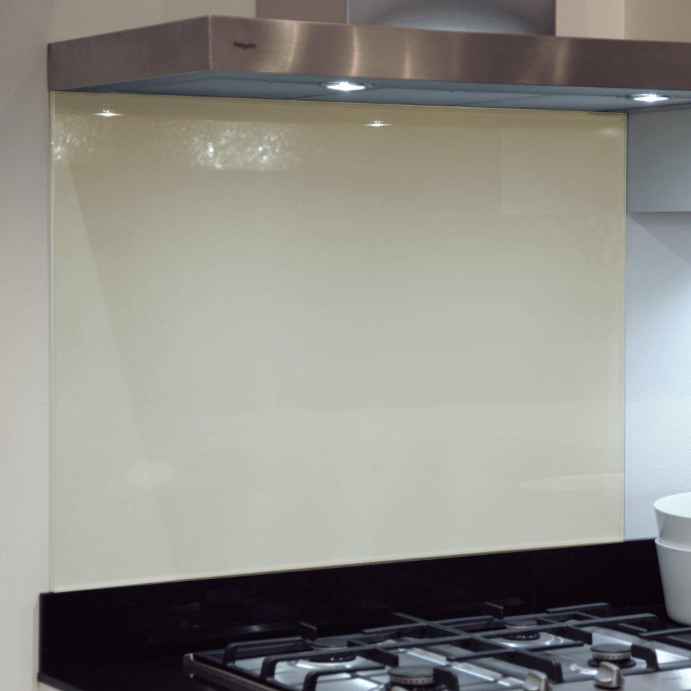 GLAZZ achterwand van glas 600x700 mm
