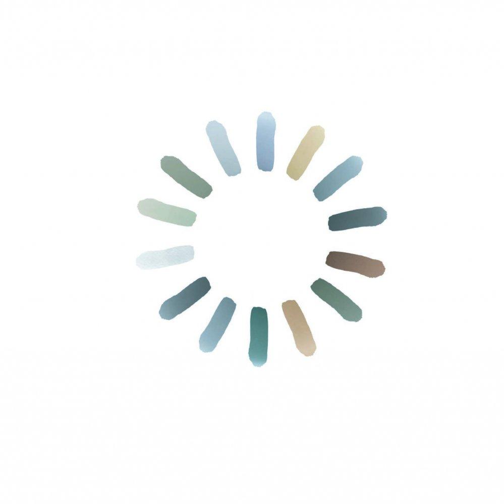 globo opzetwastafels van keramiek in kleur product in beeld