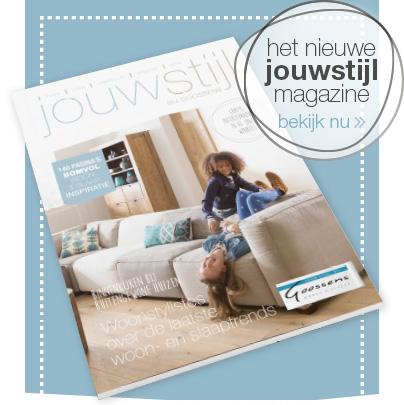 Goossens Jouw Stijl Magazine 2016