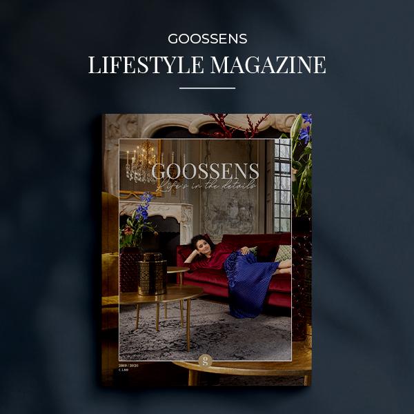 Goossens gratis Lifestyle Magazine