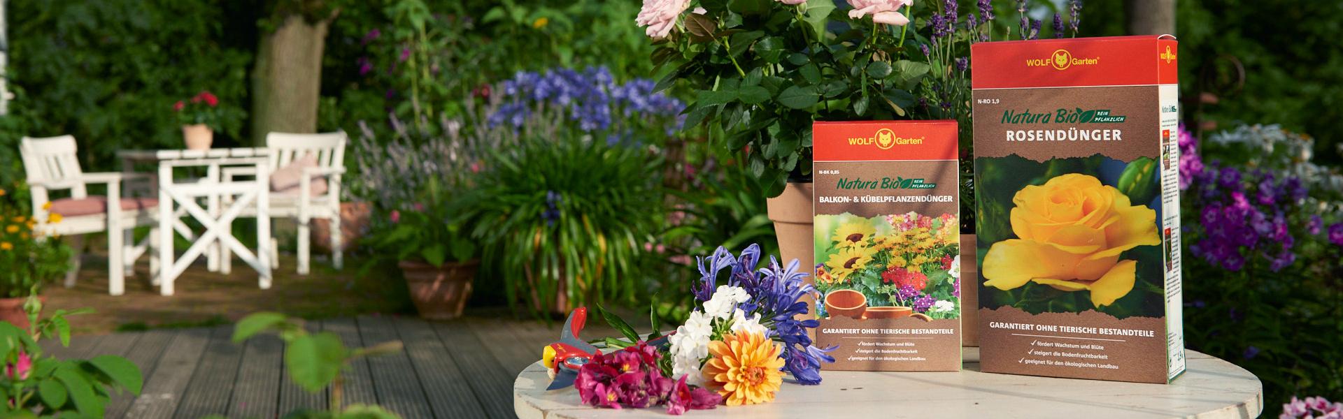Graszaad & Meststoffen ǀ WOLF-Garten
