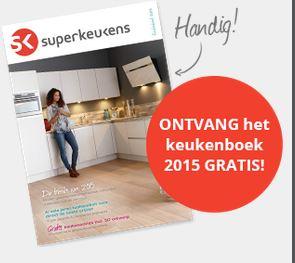 Gratis keukenideeënboek superkeukens