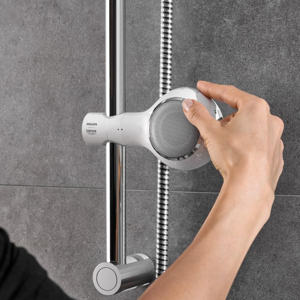Grohe Aquatunes speaker waterdicht - Product in beeld - Startpagina ...