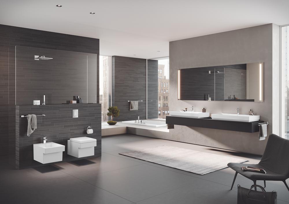 Stunning Badkamer 6m2 Contemporary - New Home Design 2018 ...