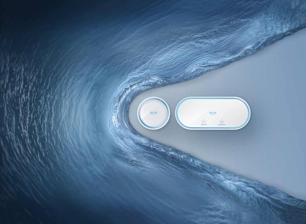 GROHE Sense en Sense Guard watersensor