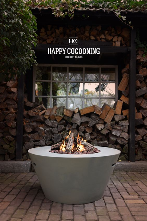 Cocoon Table Cone | Happy Cocooning