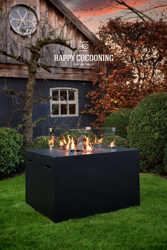 Cocoon Table Lounge&Dining | Happy Cocooning