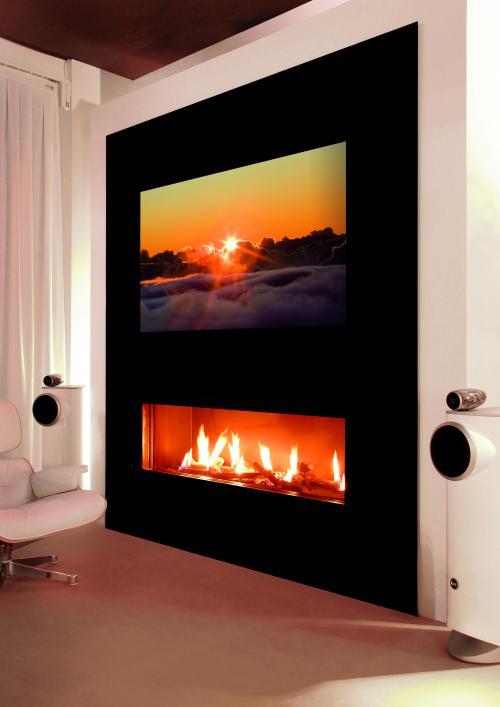 Helex I-Frame LCD glascombinatie