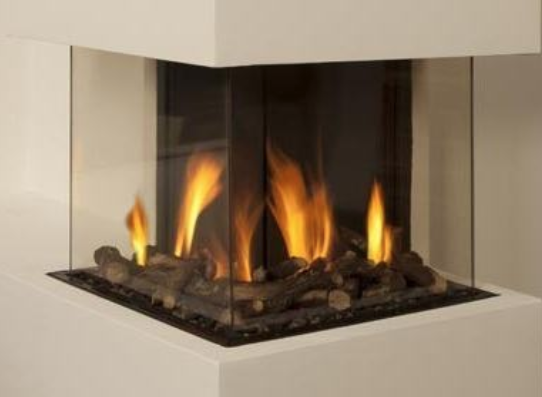 Inbouw gas hoekhaard | Helex