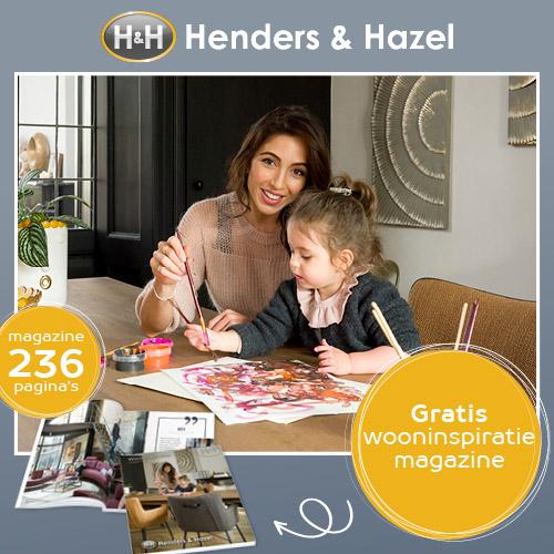 Henders & Hazel wooninspiratie magazine