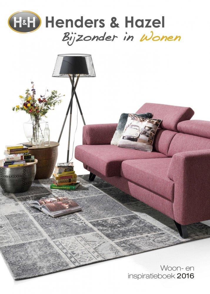 henders hazel woonbrochure 2016 uw woonidee. Black Bedroom Furniture Sets. Home Design Ideas