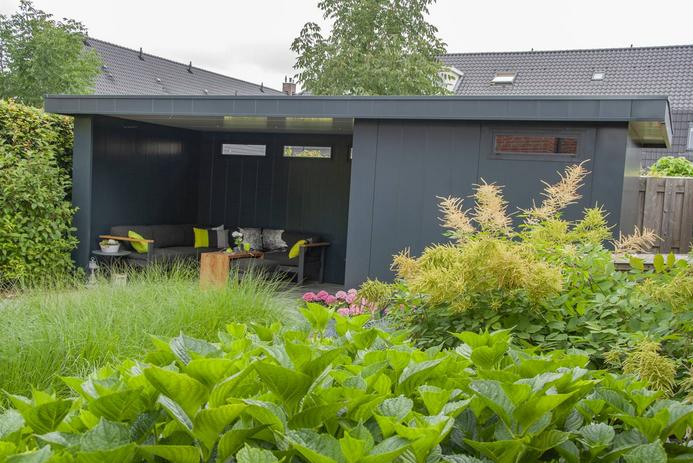 Onderhoudsvrij tuinpaviljoen | Hermes Tuinhuizen