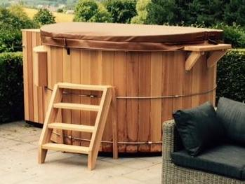 Grote houten spa | Hottub Select