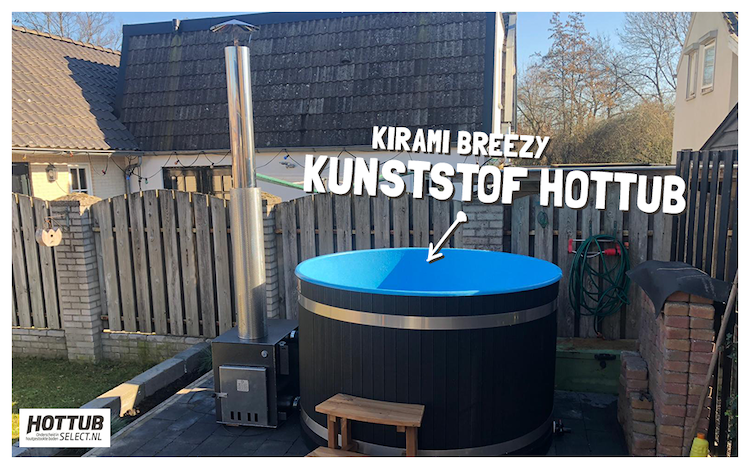 Hottub met profiline composiet | Hottub Select