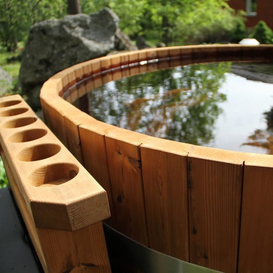Houten bad | Hottub Select