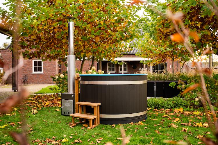 Kunststof hottub Original Breezy  | Hottub Select