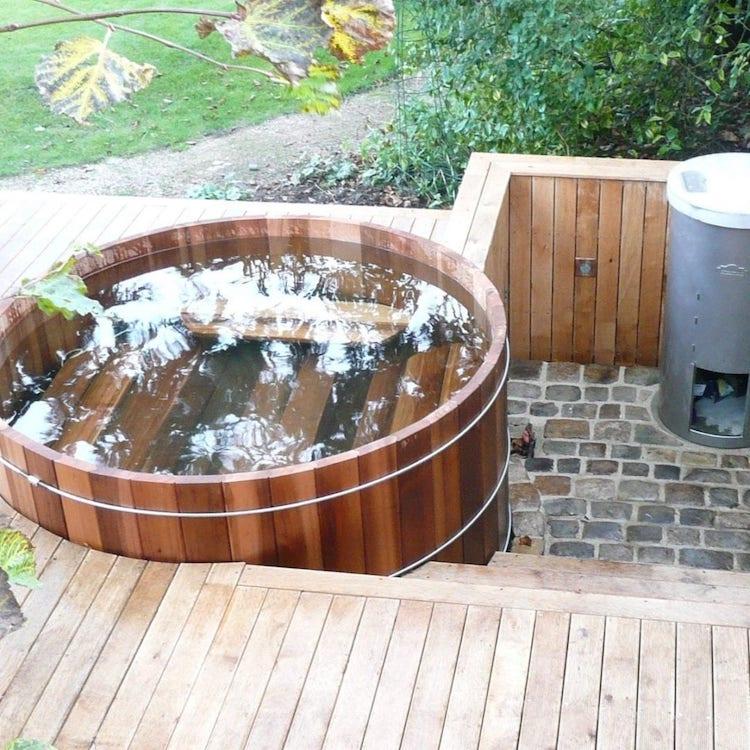 Hottub met zwembadverwarming | Hottubselect.nl