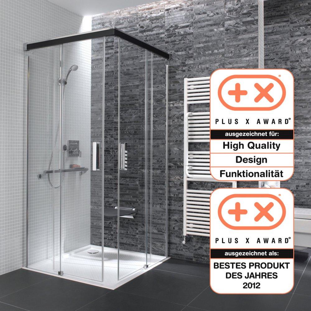 brochure over h ppe douchewand serie design elegance aanvragen. Black Bedroom Furniture Sets. Home Design Ideas