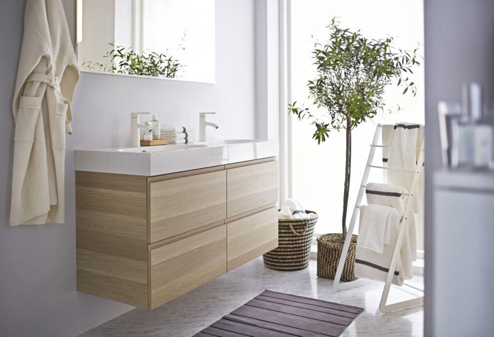 Ikea badkamermeubel godmorgon for Salle de bain design 2015