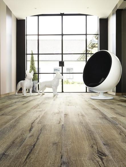IMPRESS: Vloeren met een hart van hout