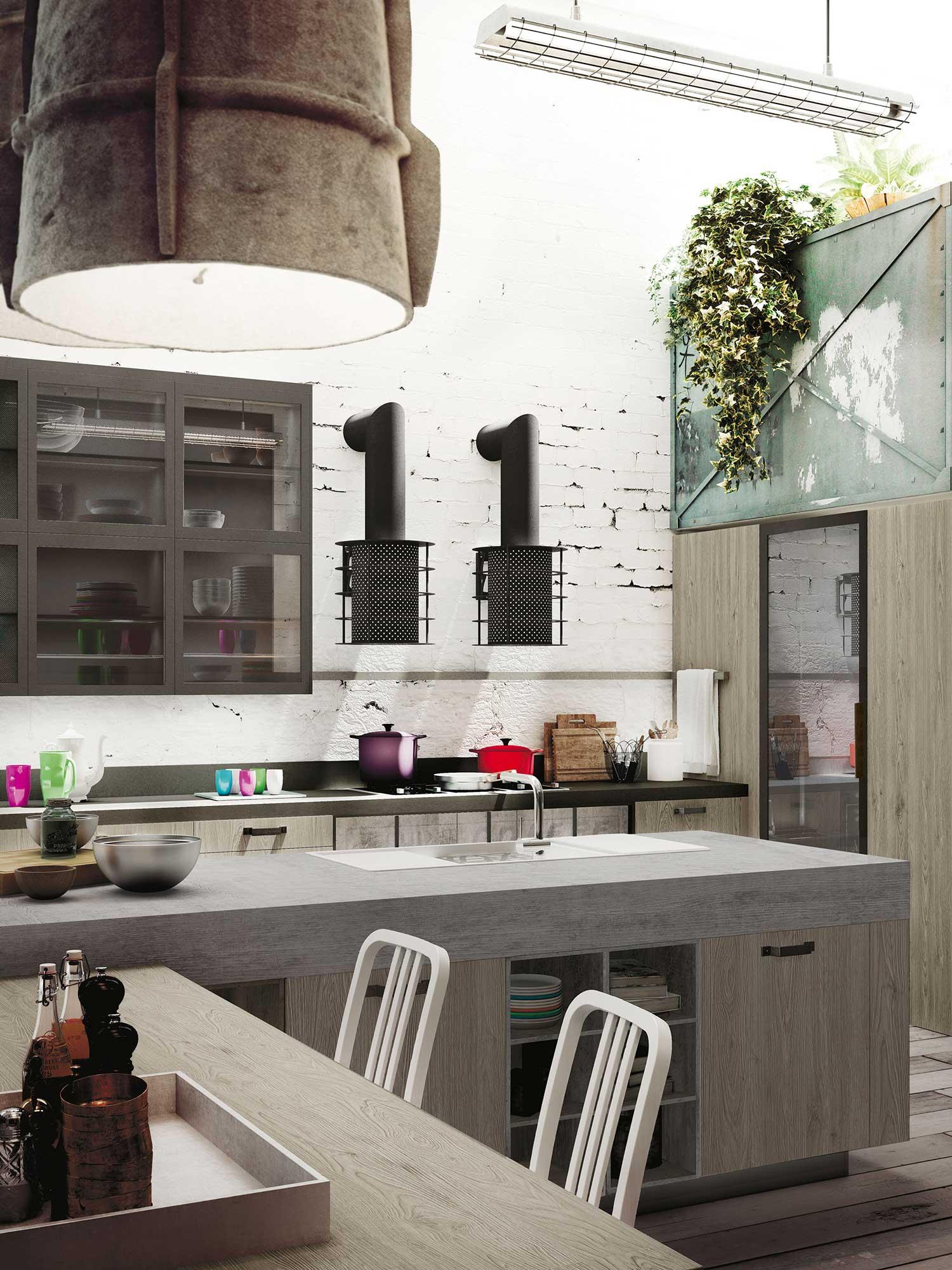 Industri le keuken van tieleman keukens product in beeld startpagina voor keuken idee n uw - Fotos van keukens ...