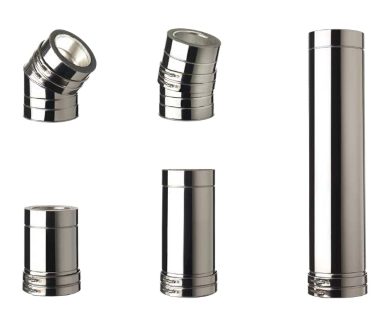 RVS rookgasafvoer | ISODUCT