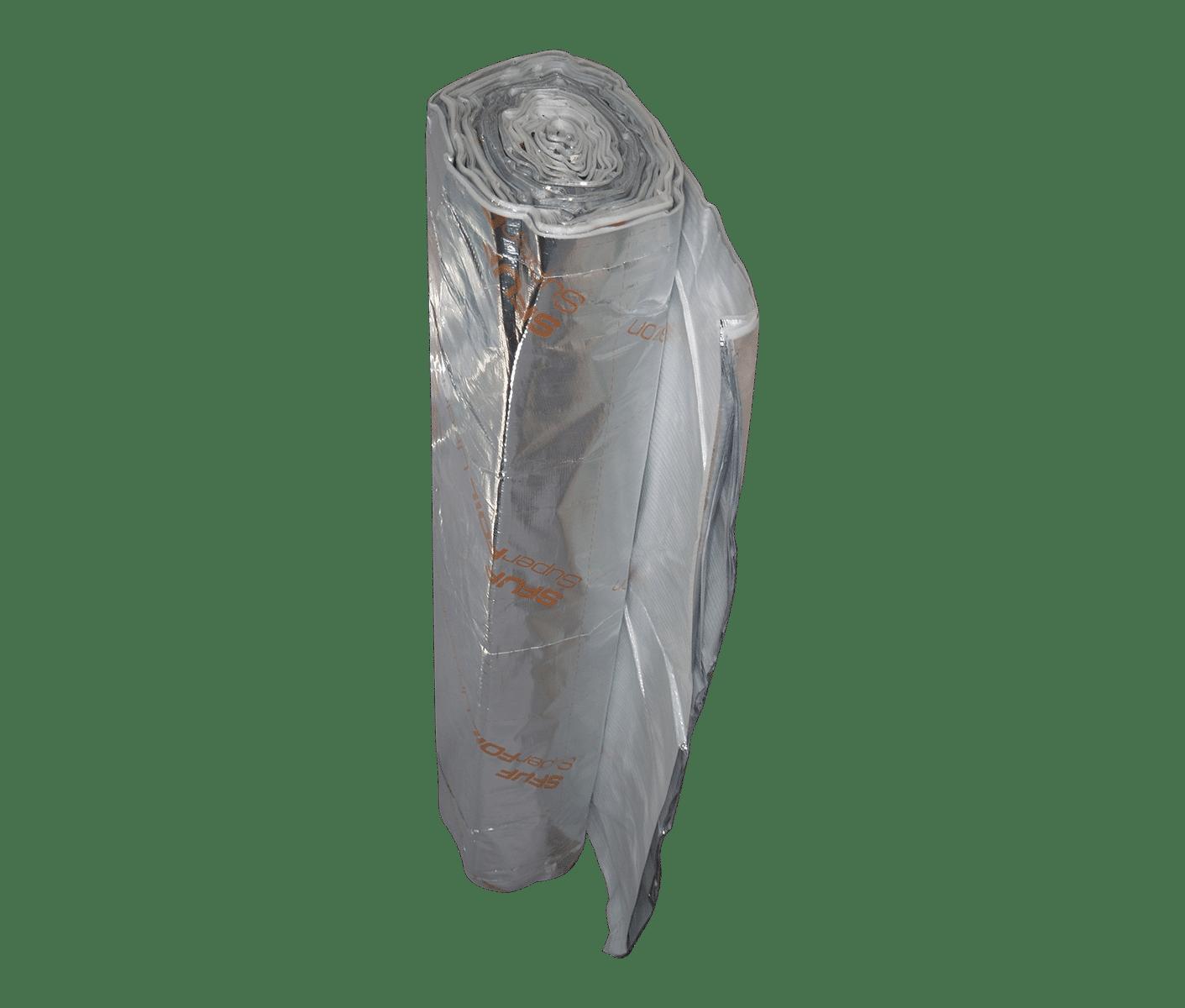 Isolatiefolie betonvloer isolatie