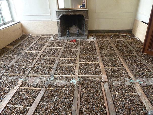 Vloerisolatie bij renovatie | Isoschelp