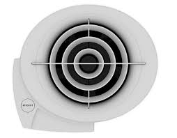 Itho Daalderop badkamer- en toilet ventilator Performa