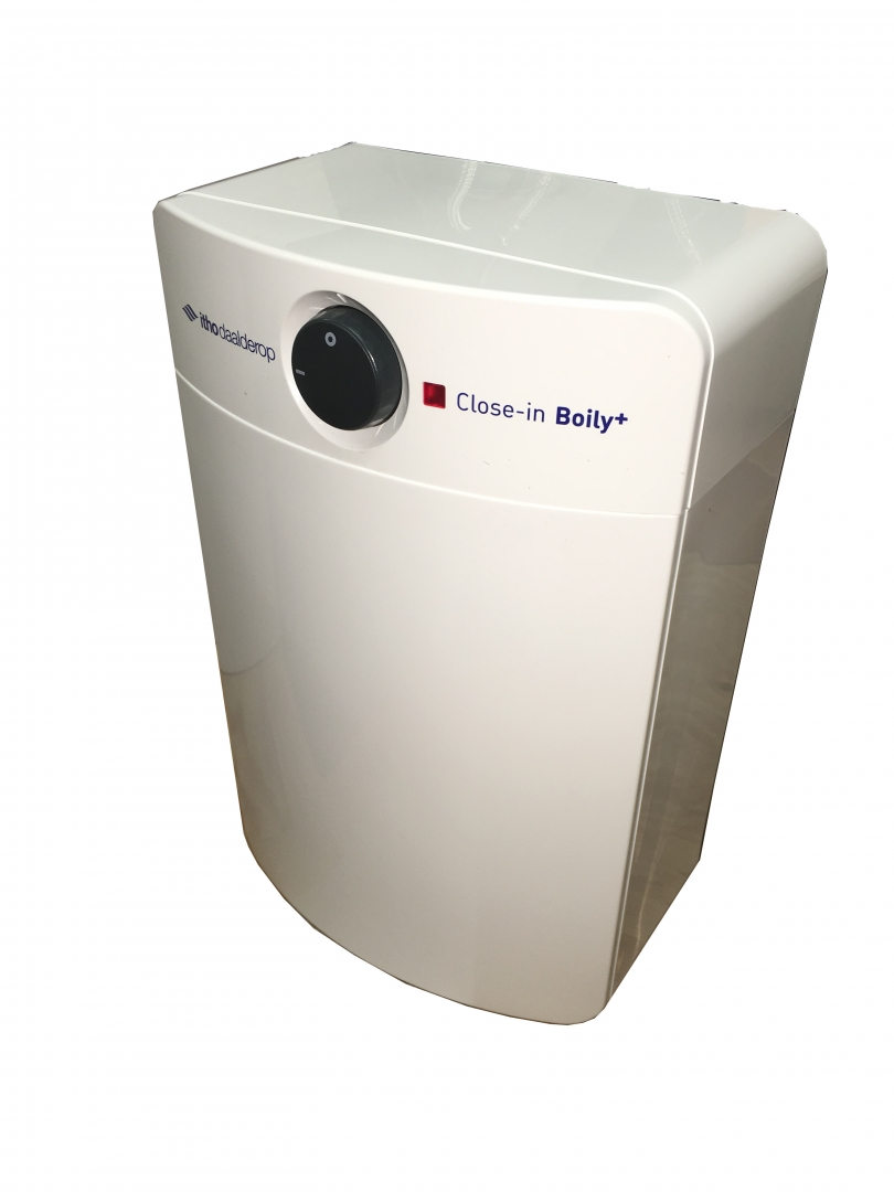 Itho Daalderop kokend waterboiler Boily+